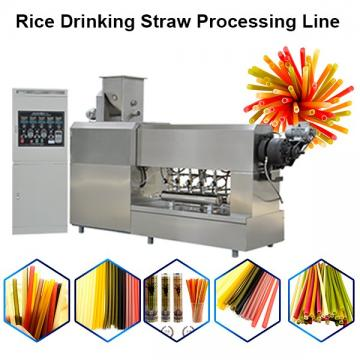 ML13A THREE-COLOR CO-EXTRUDE DRINKING STRAW EXTRUDER