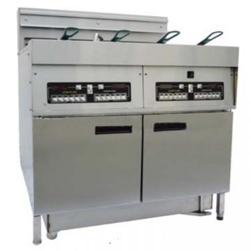 Big Gas Deep Heavy Duty Fryer for Sale