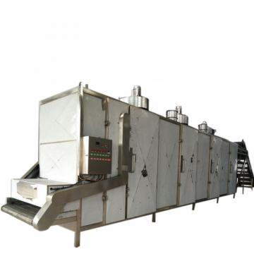 China Multi-Layers Chain Conveyor Dryer Hot Air Dryer