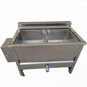 Potato Chips Chicken Fish Catering Machine Kitchen Food Equipment Commercial Gas Deep Fryer