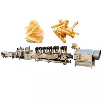 Factory Low Cost Potato Chips Machine French Fries Processing Line Machine