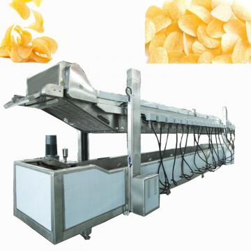 Automatic Fruit Potato Chips Cutting Machine Price Potato Chips Making Machine