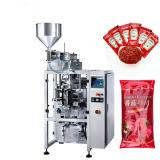 Automatic Lotion Ketchup Paste Filling Sealing Packing Machine